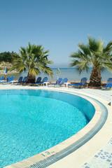 sidari, island of Corfu, Greece