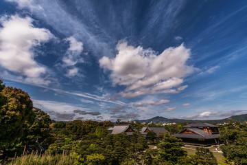 landscape of Kyoto, Japan