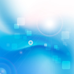 Abstract background smooth blue curve and blend 001