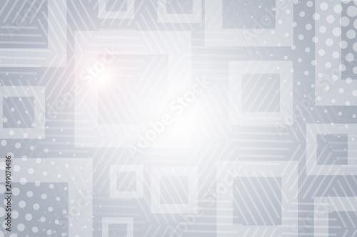 Abstract Blue Light Design Wallpaper White Texture