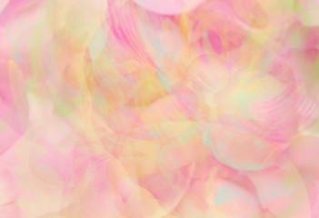 春らしいピンク色の背景用のグラフィック素材