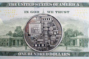 Bitcoin and money of different denominations