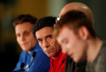 Europa League - Valencia Press Conference