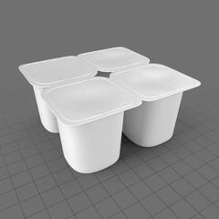Yogurt packaging 2
