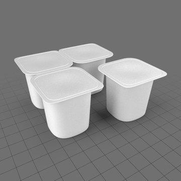 Yogurt packaging 1