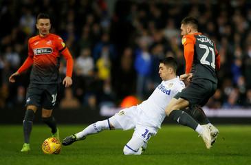 Championship - Leeds United v Swansea City