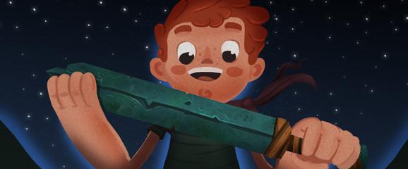 Kid Sword