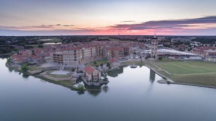 Croatian Villiage 2 - Adriatica, McKinney, Texas