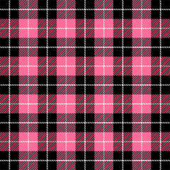 Valentine day Tartan plaid. Pattern Scottish cage