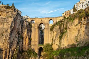 """""""Puente Nuevo"""" in Ronda"""