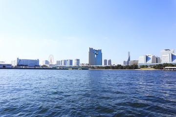Viewing Tokyo Bay