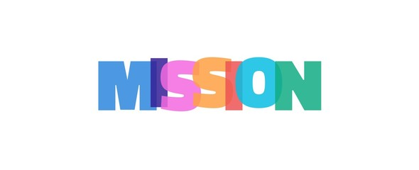 Mission word concept