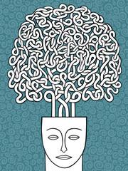 My head my ideas