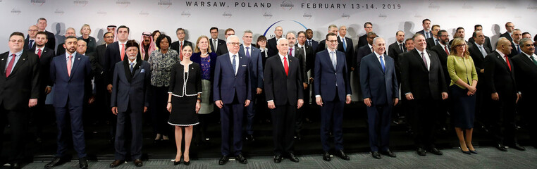 Middle East summit in Warsaw