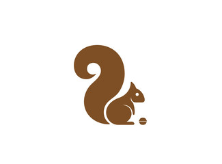 Creative Squirrel Logo