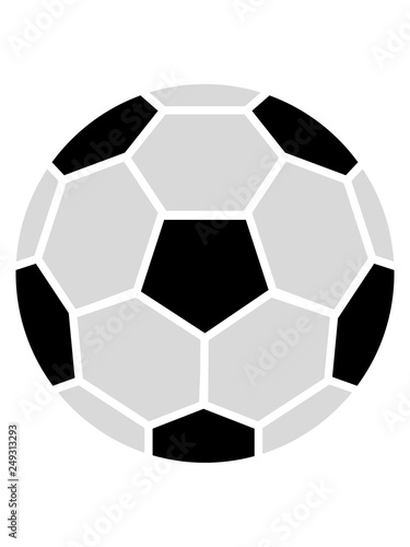 fußball muster sport handball rund kreis verein spaß spielen