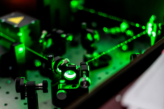 electric circuit ionization with laser b