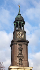 St. Michael Church in Hamburg