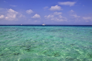 Canvas Prints Ocean Tanzania Zanzibar Nungwi Indian ocean