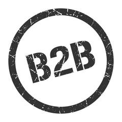 b2b stamp