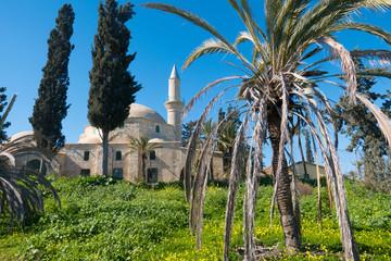 Cyprus, Hala Sultan Tekke Larnaca