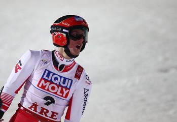 Alpine Skiing - FIS Alpine World Ski Championships - Women's Giant Slalom