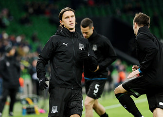 Europa League - Round of 32 First Leg - Krasnodar v Bayer Leverkusen