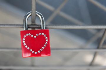 Liebe, Symbol, Liebesschloss