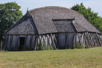 viking house, longhouse