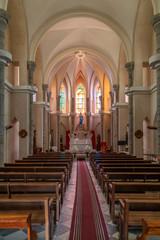 Eglise de Zonza, Corse