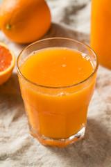 Raw Organic Caracara Orange Juice