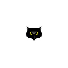 logo owl modern