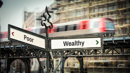 Sign 374 - Wealthy