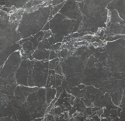 black marble tiles with white veins