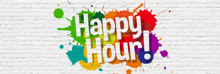 Happy hour !