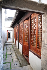 Ancient Architecture in Ming and Qing dynasties in China