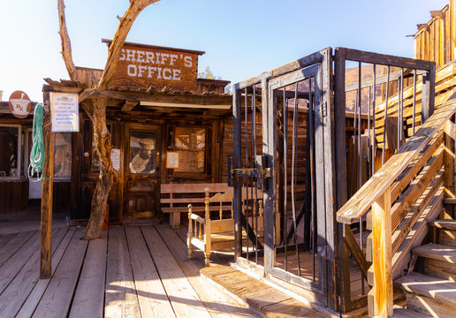 Calico ghost town, CA, USA