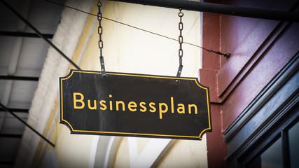 Schild 346 - Businessplan