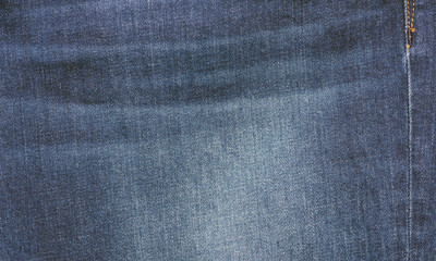 Denim jeans texture or denim jeans background.Jeans pattern