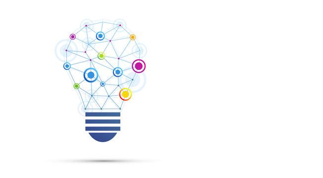 luce, lampadina, idea, tecnologia, buona idea