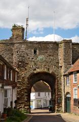 town gate - II - Rye - UK