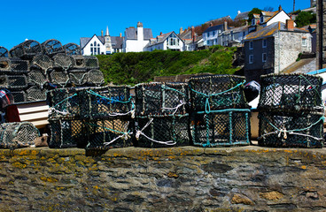 Fish Trap - II-  Port Isaac- Cornwall - UK