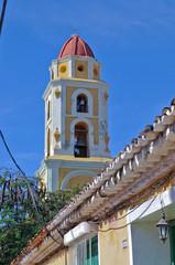 Stadtansicht, Straßenszene, Trinidad, Kuba