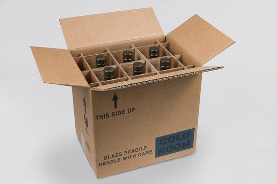 Wine Box Bottle Package