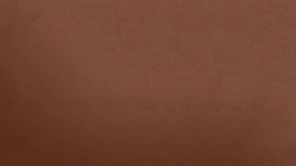 Smooth texture of milk chocolate.