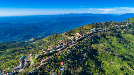 Haputale  - a town of Badulla District in the Uva Province, Sri Lanka.