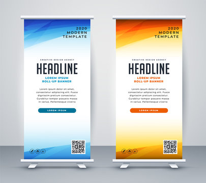 Vertical Banner Template Photos