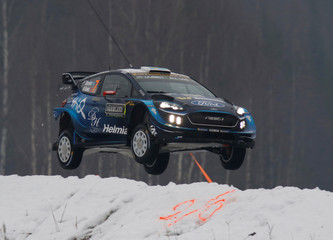 Rally Sweden - 2019 World Rally Championship