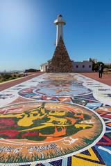 Denkmal im Donkin Reserve Port Elizabeth