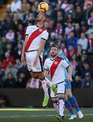 La Liga Santander - Rayo Vallecano v Atletico Madrid